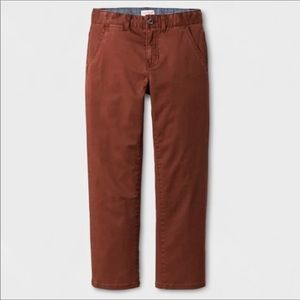 NWT Cat & Jack Toffee Chinos